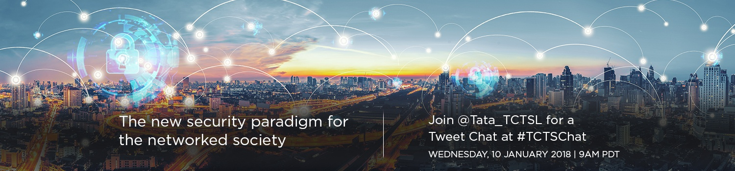 Tweet Chat: The new security paradigm for the networked society